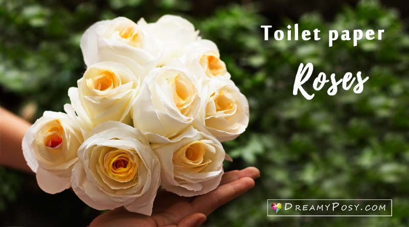 Facial Tissue Flowers Free Templates And Tutorials Dreamyposy Com