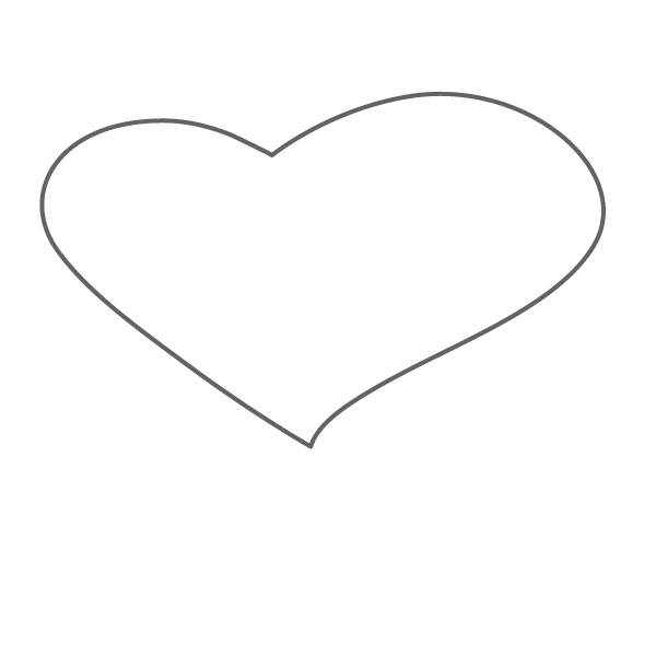 50 Free Heart Shape Templates Jpeg And Svg Re Sizable