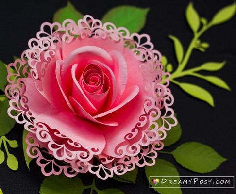 Paper-rose-3